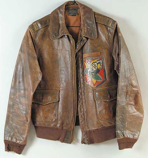 Uniform Korean War Era Usaf Flight Jacket A 2 Painted