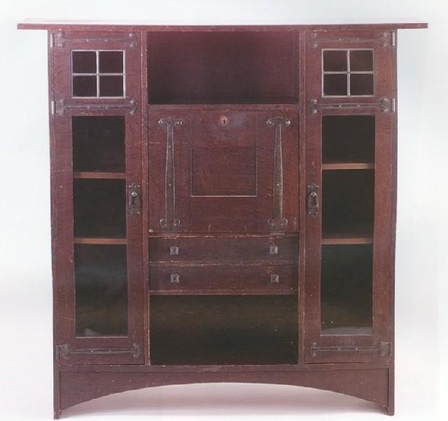 Furniture Secretary Arts Amp Crafts Stickley Gustav