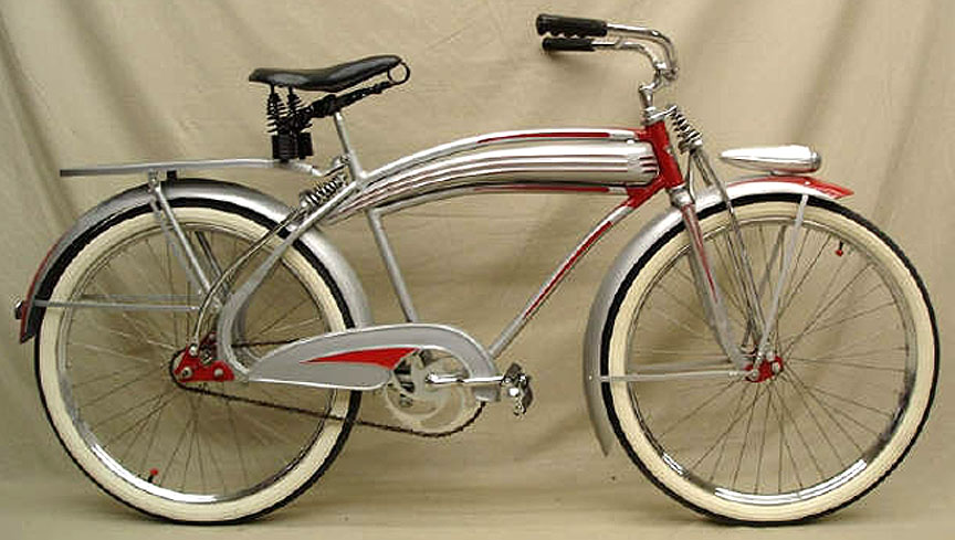 Bicycle Huffman Dayton Twin Flex Male Frame 1939