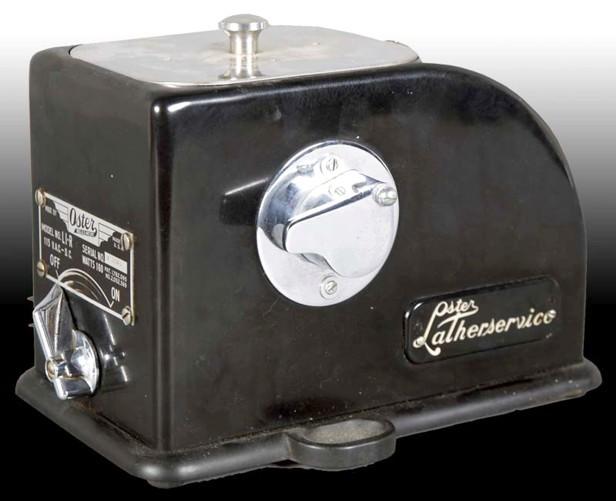 oster lather machine