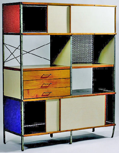 Captivating ESU Storage Unit/entertainment Center, By Charles And Ray Eames For Herman  Miller