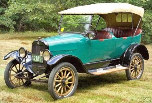 1916 Briscoe Touring Car