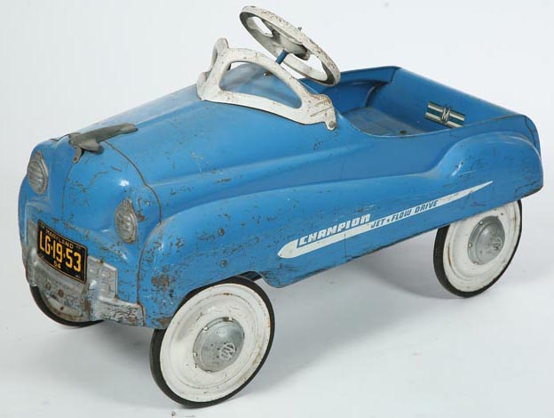 Murray Champion Pedal Car Parts