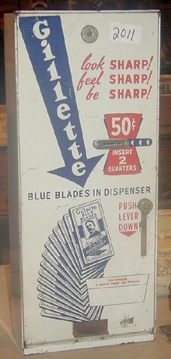 gillette machine and tool
