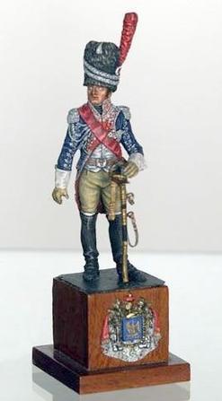 Toy Soldier Ramon Labayen Marshall 1st Empire Grenadier