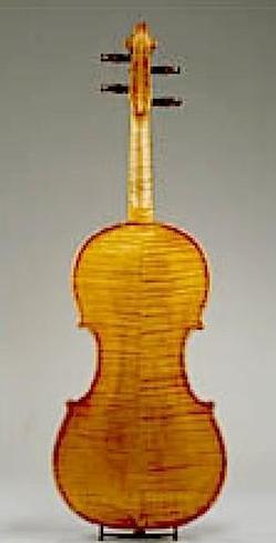 Strings Violin Castagneri Andrea 2 Piece Back Narrow