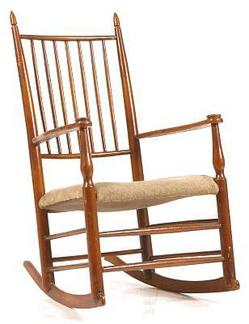 Types of Antique Rocking Chairs | eHow.com