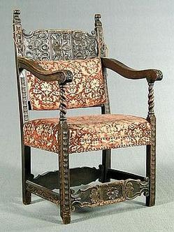 elizabethan furniture essay