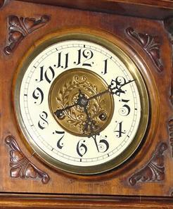 Variant Junghans swinger clocks remarkable