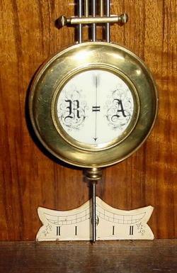 Regulator Clock German Kienzle 8 Day Wall Walnut 37