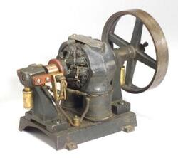Your antiques motor electric dynamo carlisle fitch bi for Antique electric motor repair