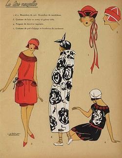 History; Joumard (GP), Les Idees Nouvelles de la Mode, 208 Plates.