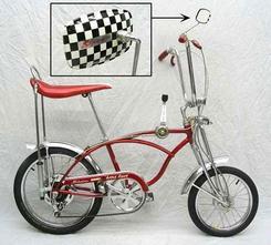 Bicycle Schwinn Sting Ray Apple Krate 1971