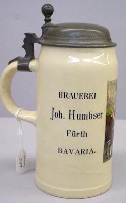 Villeroy Amp Boch Stein No 1909 Humbser Beer Brewmeister