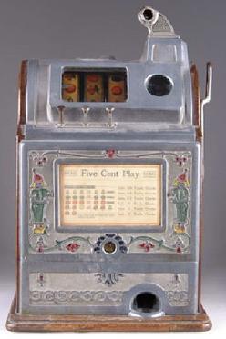 lotto slot machine for sale