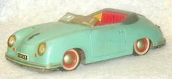 toy car distler porsche electromatic 7500 battery. Black Bedroom Furniture Sets. Home Design Ideas