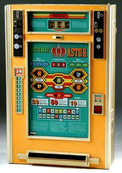 Antique german slot machine casino coesfeld spielhalle