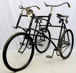 Bicycle Wolff Amp Co Duplex Side By Side Tandem Restored