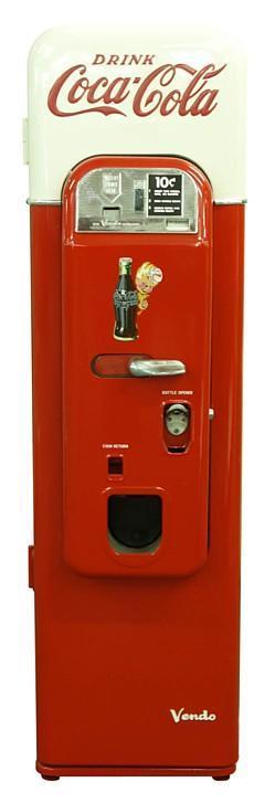 vendo vending machine models