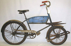 Bicycle Schwinn Cycle Truck Circa 1935