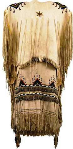 Authentic Native American Clothing Store
