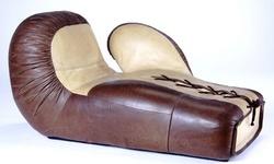 Furniture Chair Lounge Modernist De Sede Boxing Glove