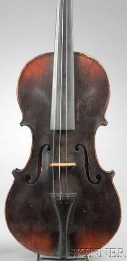 Strings; Violin, Neuner & Hornsteiner Workshop, Mittenwald ... Hornsteiner Violins Value