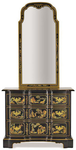 Furniture chest chippendale style drexel heritage - Drexel heritage bedroom furniture for sale ...
