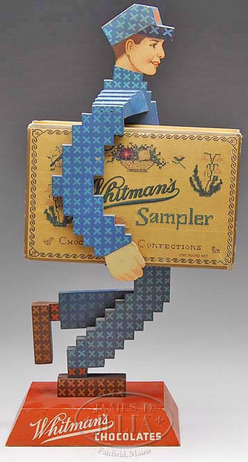 Advertising Sweets Whitman S Chocolate Display Lego