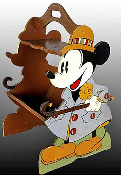 best service c4a88 d2fb2 Furniture: Bookshelves; Walt Disney, Mickey Mouse, Wood ...