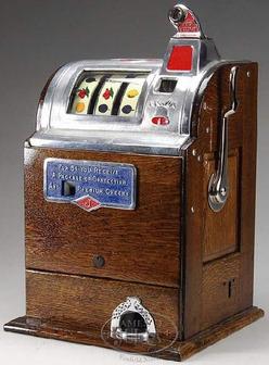 slot machine database