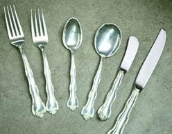Sterling Silver Gorham Rondo Pattern