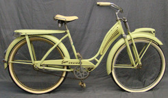 Firestone Super Cruiser Bicycle http://www.prices4antiques.com/Bicycle-Monark-Firestone-Super-Cruiser-Female-Frame-1949-D9795958.htm