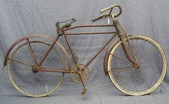 Bicycle Mead Cycle Co Ranger Pneumatic Safety Male Frame Circa 1915
