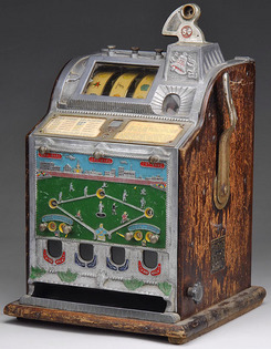 Baseball slot machine for sale