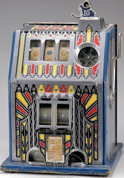pace slot machine for sale
