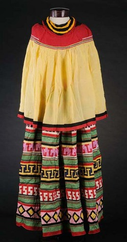Clothing Seminole Skirt Amp Cape Accessories 39 Inch