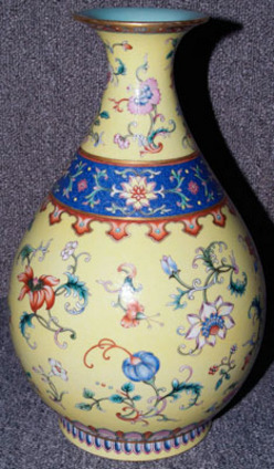 Identify my Chinese vase - Antique Chinese porcelain and antique
