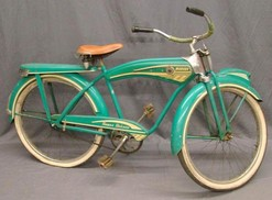 Bicycle Monark Super Deluxe Male Frame 1950