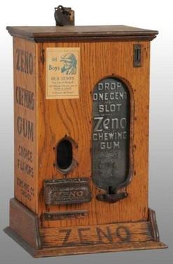 zeno gum machine