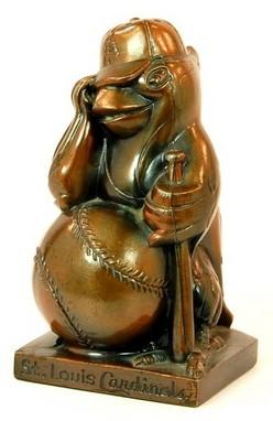Still Bank Banthrico Mascots St Louis Cardinals 6 Inch