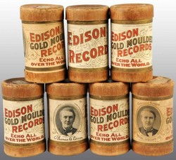 how to make a wax cylinder phonograph