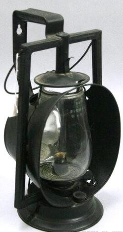 Lantern Railroad Pennsylvania Dietz Acme Inspector