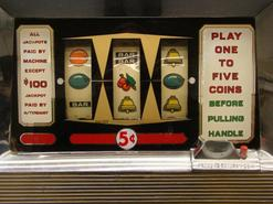 1960 bally slot machines for sale