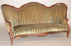 Sofa Attributed To John Henry Belter American Victorian Rococo