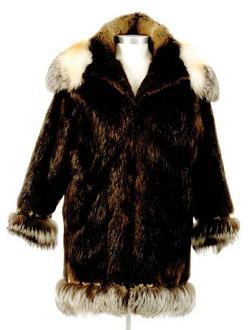 Mink Coat Value >> Fur; Alaska Fur Gallery, Coat, Mink, Car-Length, Pony Hair ...