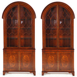 Furniture Cabinet China 2 Federal Style Baker