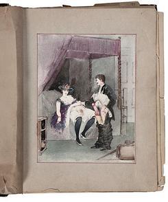Victorian porn books