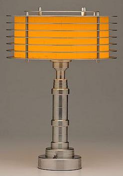 Table Lamp American Von Nessen Walter For Pattyn