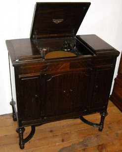 Phonograph Victor Victrola Orthophonic Model Ve4 40x